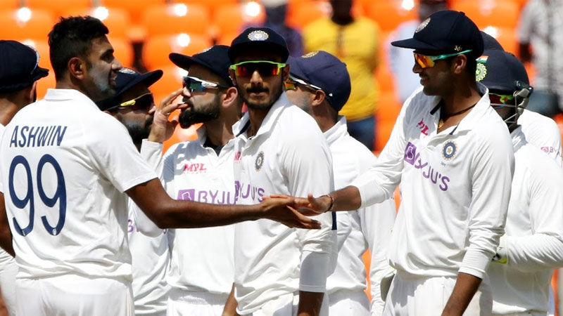eam India announce its playing XI for WTC