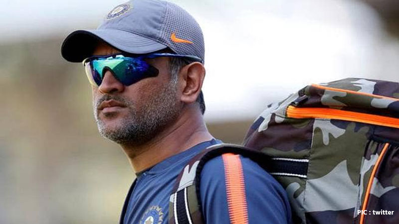 ms dhoni makes himself unavailable for bangladesh t20