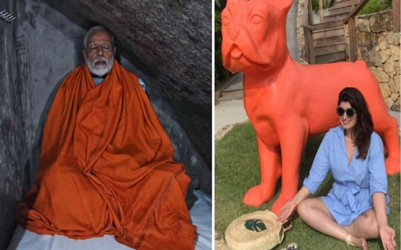 Twinkle Khanna trolls Modi ! See how