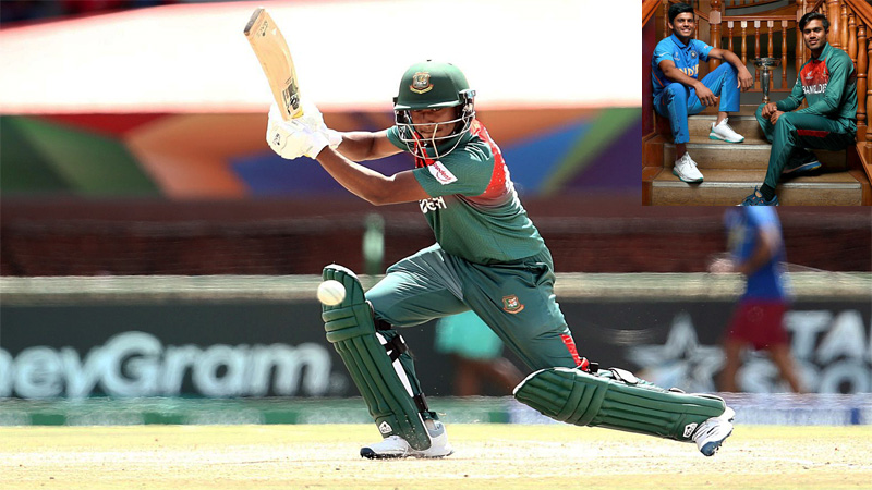 Bangladesh wins U19 cricket world cup for the first time in history