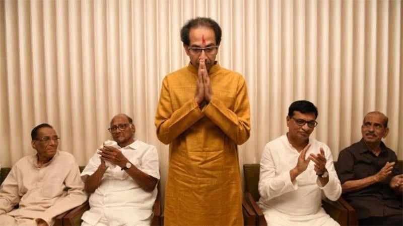 who is uddhav thackeray new chief minister of maharashtra