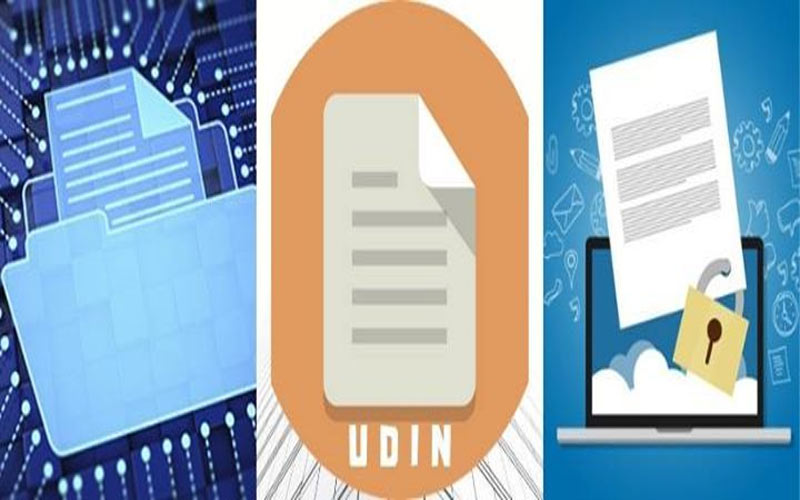 UDIN mandates all documents from October 1