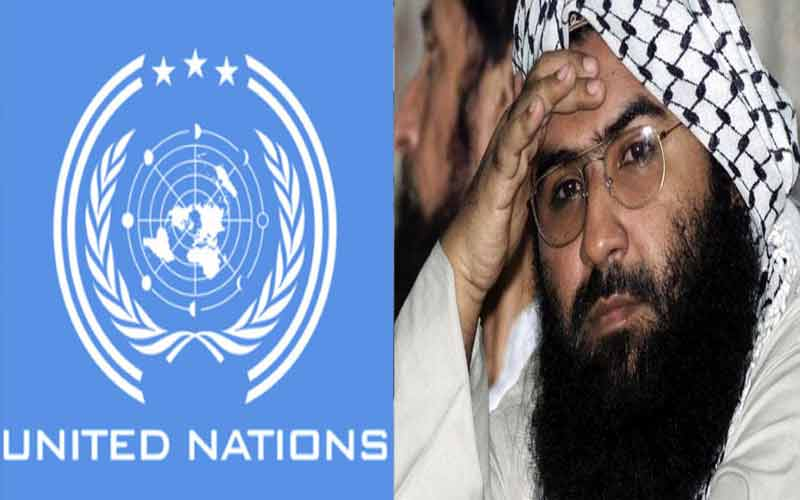 UN to declare Masood Azhar a 'global terrorist' today