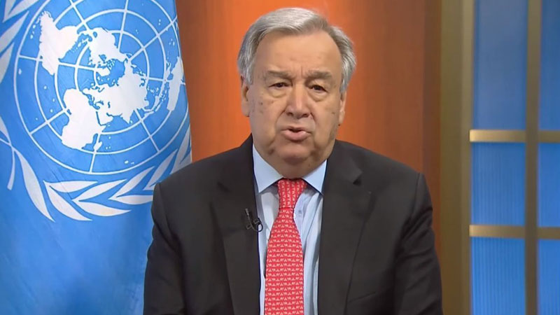 un chief expresses concern about reports of violence deaths at lac between india china