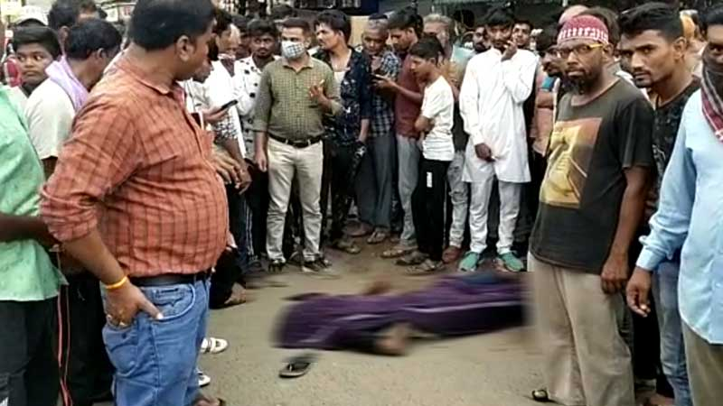 Rickshaw driver brutally killed in broad daylight in Wadhwan, Surendranagar; Find out what the reason is