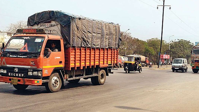 Ahmedabad heavy vehicles police Commissioner Transactions Commissioner important decisions