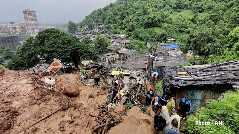 maharashtra 112 dead 99 missing in rain flood and landslide incidents