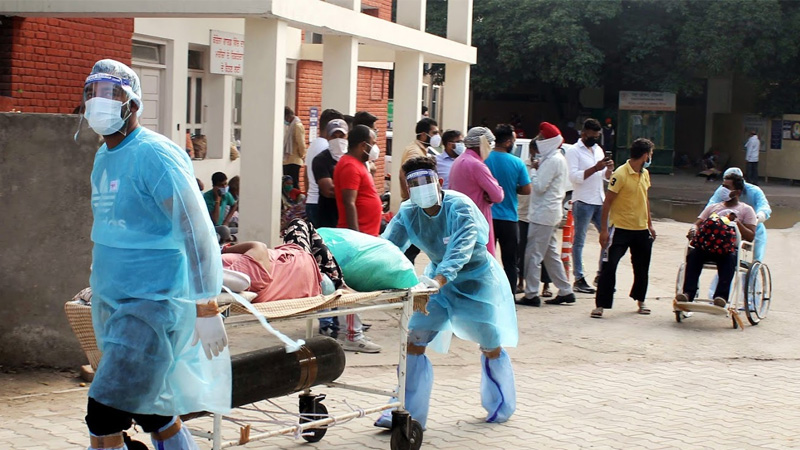 Black Fungus Declared An Epidemic In Rajasthan