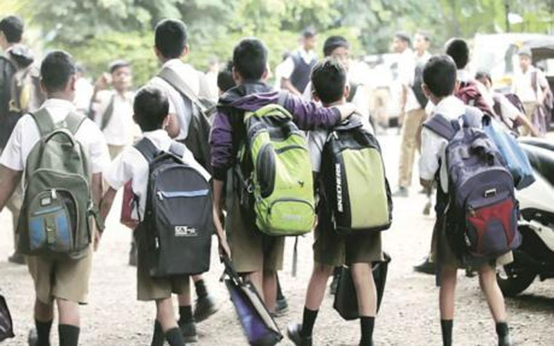 New session schools start after summer vacation in gujarat