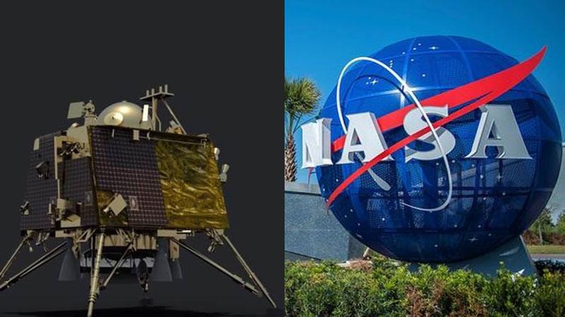 nasa isro space mission chandrayaan-2 moon south pole