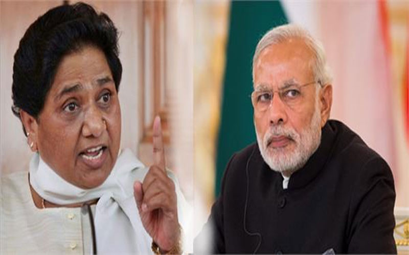 mayawati Statement bjp Lok Sabha Elections 2019 narendra modi
