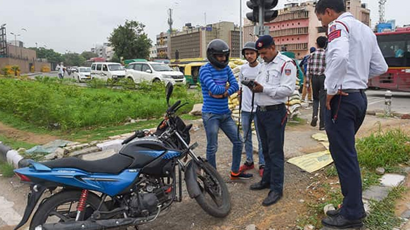 jaipur covid 19 violation of epidemic ordinance police cut 13 lakh challan and recovered fined 22 crore