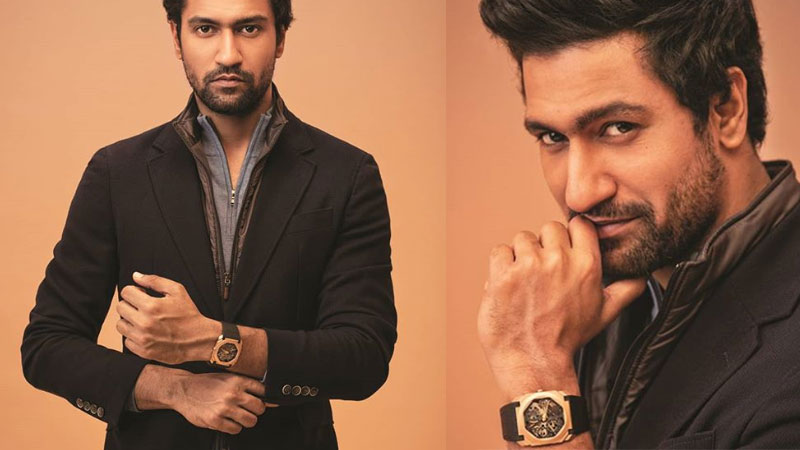 Vicky Kaushal Expensive Wrist Watch Price 22 Lakh Similar to SUV Car