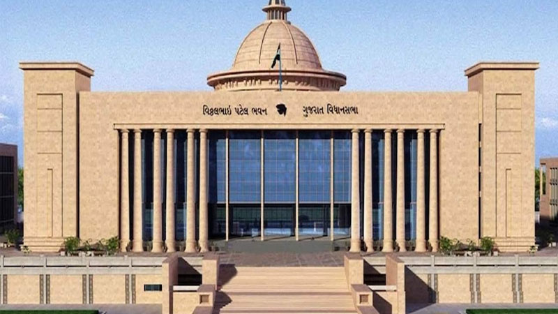 helmet and seatbelt compulsory to enter the Gujarat assembly