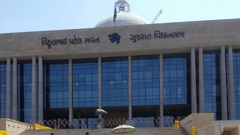 Candidates fill up the forms by monday for the gujarat assembly by poll elections