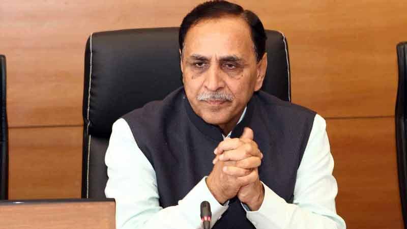 recession industries crisis CM Vijay Rupani