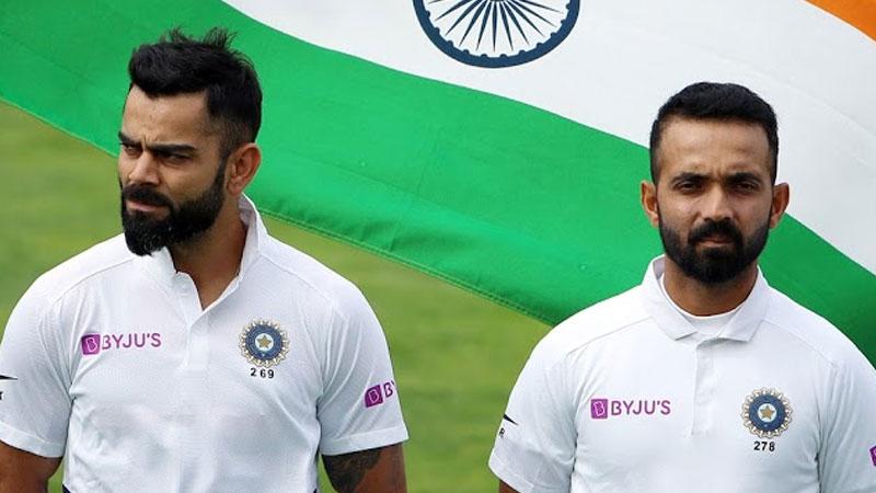 rahane speaks about test captaincy