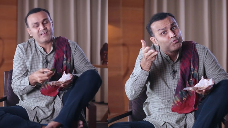 viru says about his wife and mother