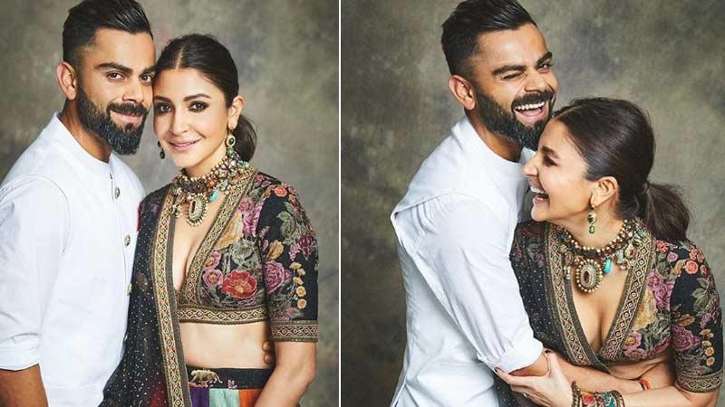 anushka reveales that virat kohli feels happy if she wear his clothes