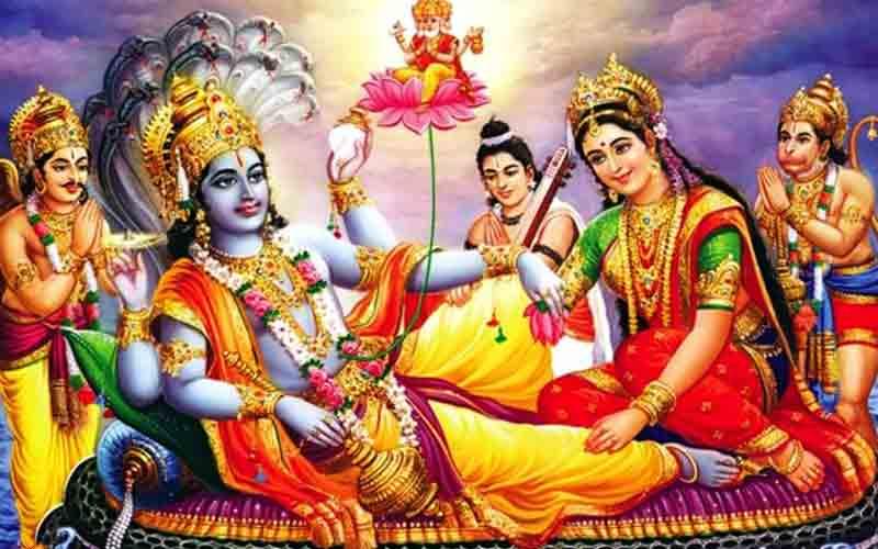 Vishnu Bhagwan Ekadashi like