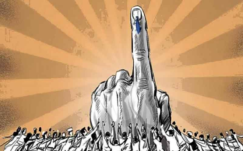 Election 2019 Voting Begins for Phase 1 of Lok Sabha Polls