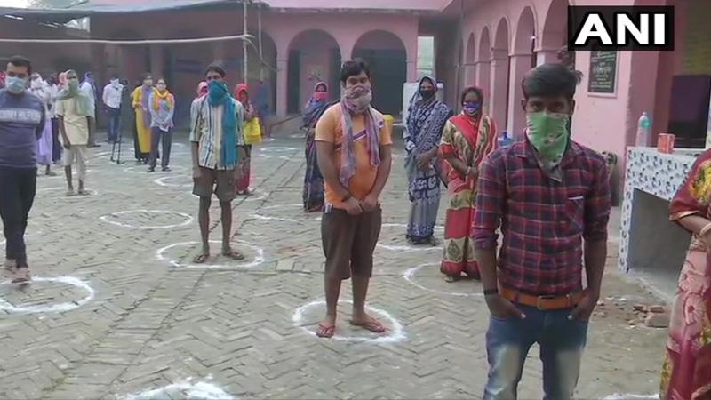 bihar assembly election 2020 second phase voting 3 november  nitish kumar tejaswi yadav