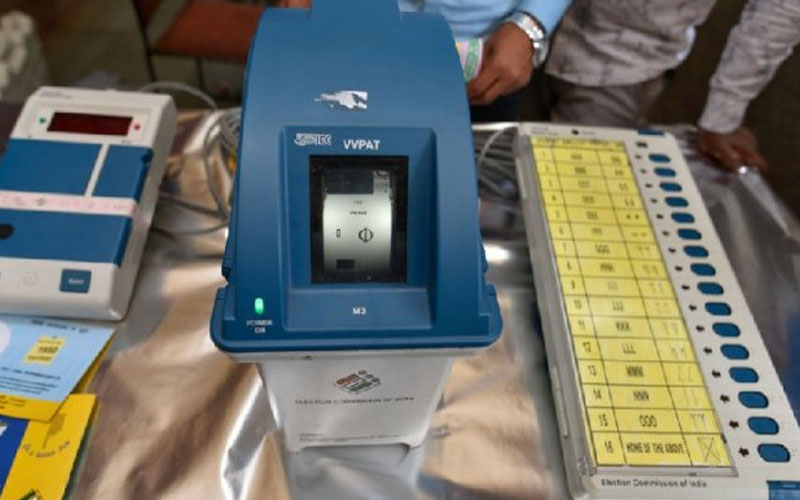 what is vvpat and evm know counting rules process method election commission