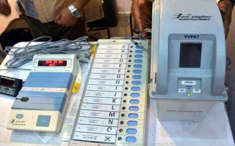 Planning of training by State EC on counting of votes
