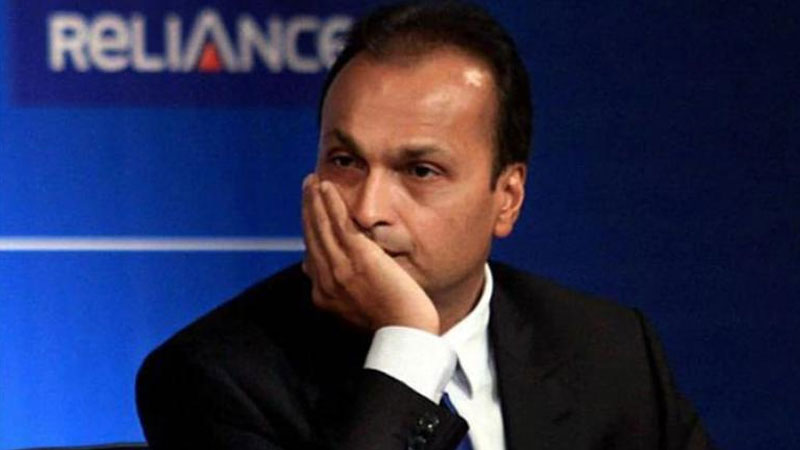 Anil Ambani Resigned From Reliance Communications