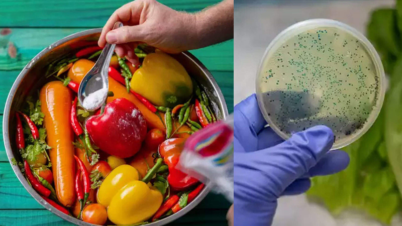 How To Wash Vegetable To Protect From Covid-19 Food Safety And Standards Authority Of India