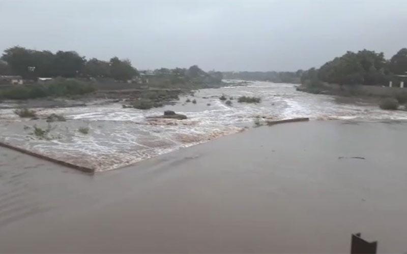 Cyclone Vayu saurastra heavy rain