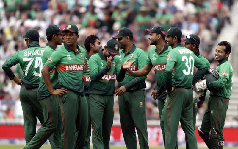 Bangladesh beat South Africa in Cricket World Cup