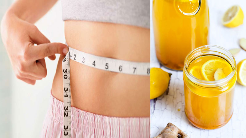 This combination of turmeric-lemon will help eliminate belly fat