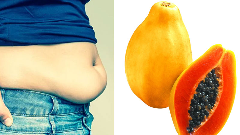 Know How to Use Papaya For Weight Loss or Belly Fat