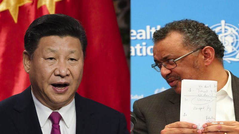 angry china says if labs are to be investigated who experts should go to fort detrick in us