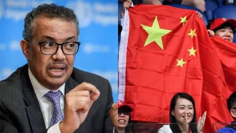 dragon finally bowed china agreed on whos talk