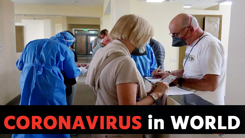 World LIVE:51 patients test positive again after recovering from coronavirus in S Korea