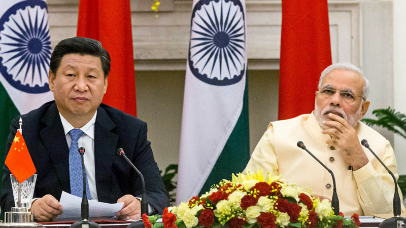 us china tensions escalate beijing advises india not to side with us