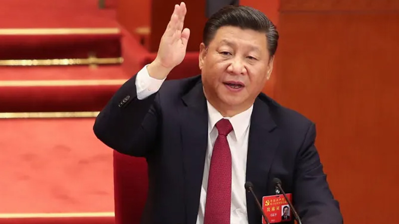 beijing will never tolerate taiwans separation from china rift stiffens as taiwanese president swears in for second term