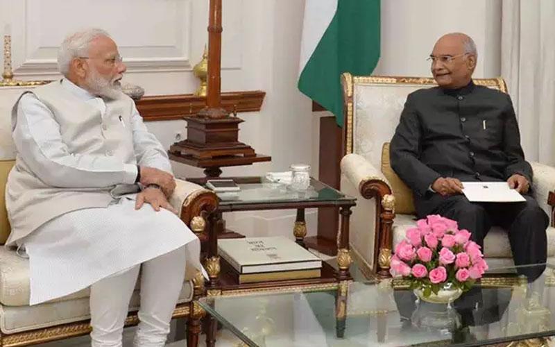 Union Cabinet Passes Resolution To Dissolve The 16th Lok Sabha