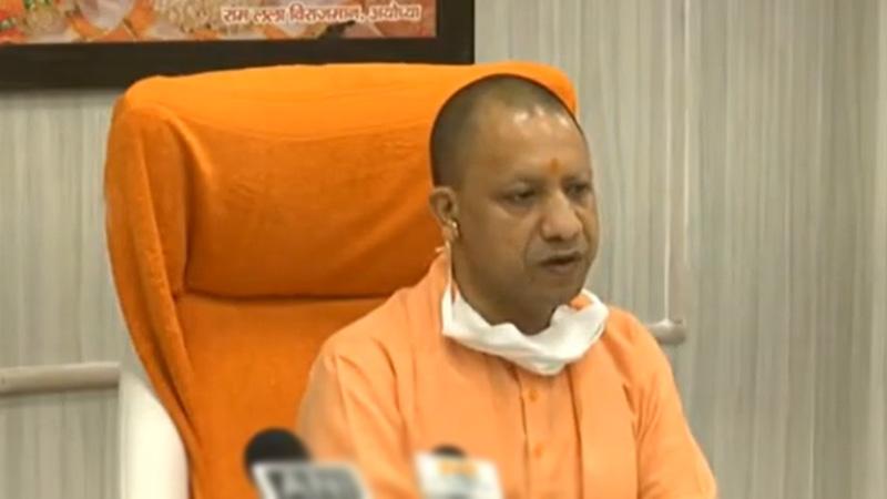 Hathras case cm yogi adityanath statement on Opposition party