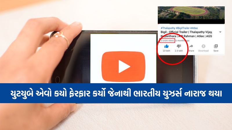 Indian users criticizes youtubes figures display change for indian users from million to lakhs