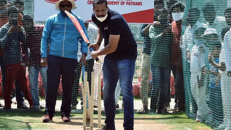Yusuf Pathan retires from cricket, information given through social media