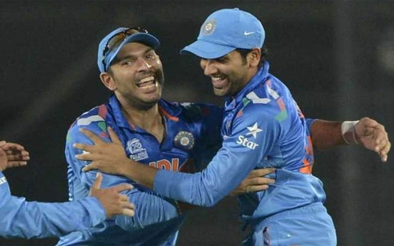 Rohit Sharma to Yuvraj Singh: Love you brotherman, you deserved a better send-off