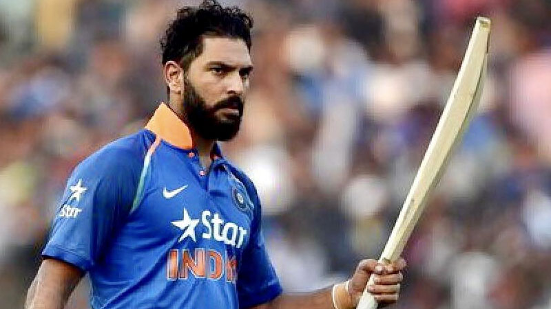 legal action against cricketer yuvraj singh