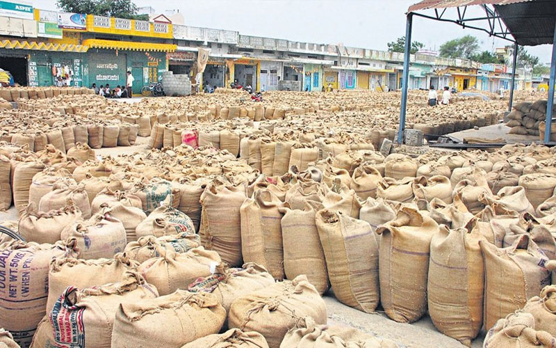 all marketing yards of saurashtra will closed