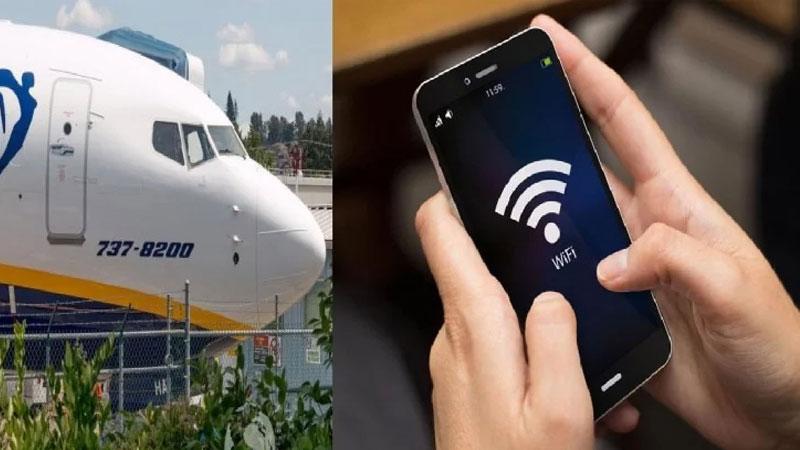 Mobile Phone Signals Crash your Flight?