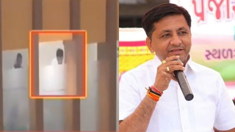 Dhavalsinh Zala likely join Congress again gujarat assembly