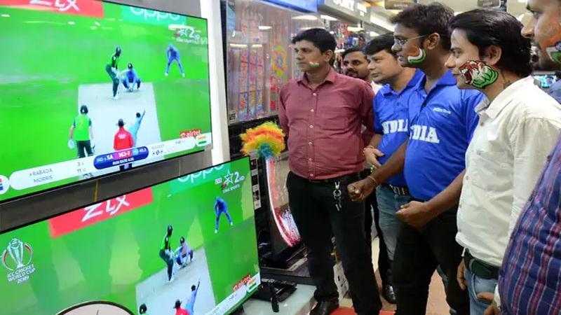 World Cupને કારણે ટીવીના વેચાણમાં થયો 50% વધારો