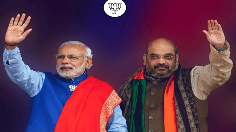 BJP ખોલશે પોતાના 'પત્તા' , 100 ઉમેદવારોની યાદીમાં ઉપર હશે મોદીનું નામ